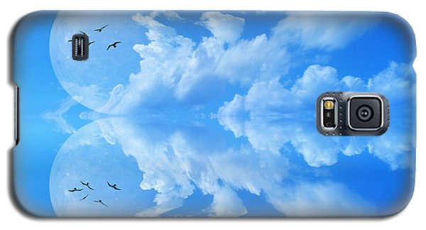 Galaxy S5 Case featuring the photograph Reflections by Bernd Hau