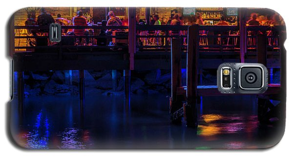 Reflections From Riverview Grill Galaxy S5 Case