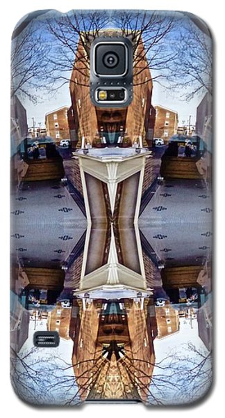 Reflections In Frederick, Maryland Galaxy S5 Case