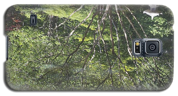 Reflections In The Japanese Gardens Galaxy S5 Case