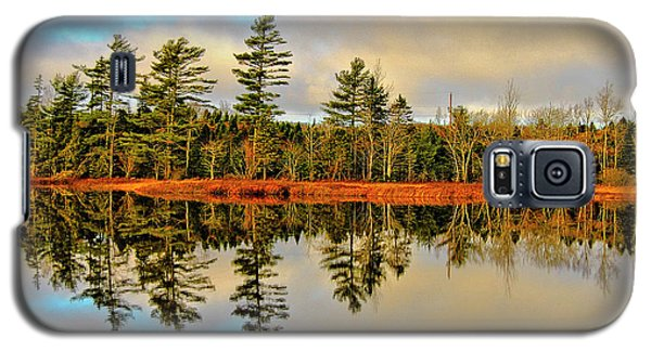 Galaxy S5 Case featuring the photograph Reflections by Kathleen Sartoris