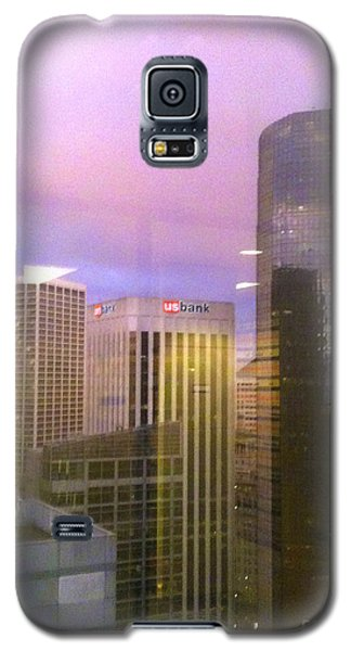 Reflections Looking East Galaxy S5 Case