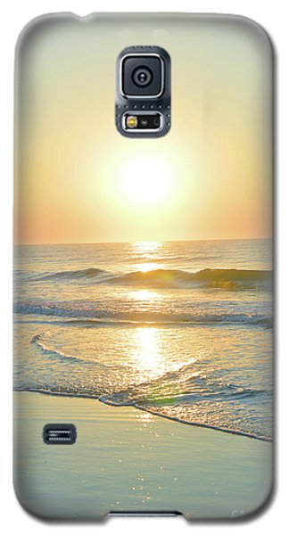Reflections Meditation Art Galaxy S5 Case by Robyn King