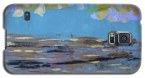 Reflections Of An Oregon Beach Galaxy S5 Case