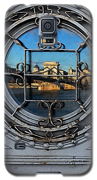 Reflections Of Budapest Galaxy S5 Case