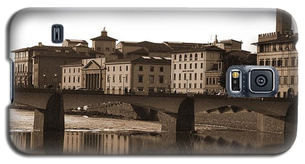 Reflections Of Florence Galaxy S5 Case