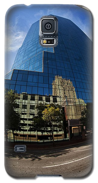 Reflections Of Fort Worth Galaxy S5 Case