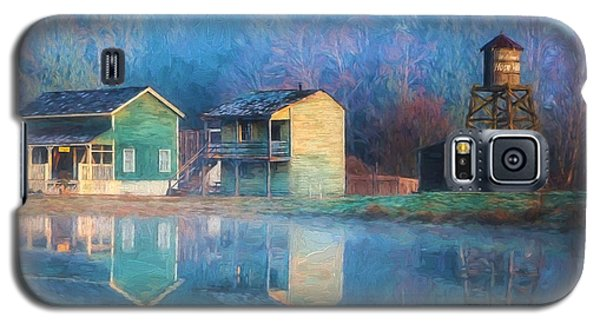 Reflections Of Hope - Hope Valley Art Galaxy S5 Case by Jordan Blackstone