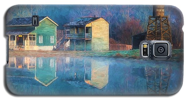 Reflections Of Hope - Hope Valley Art Galaxy S5 Case