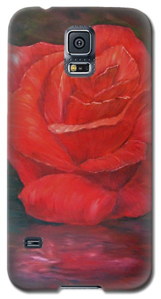 Reflections Of Love Galaxy S5 Case