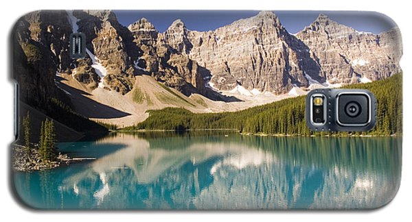 Reflections Of Moraine Lake Galaxy S5 Case