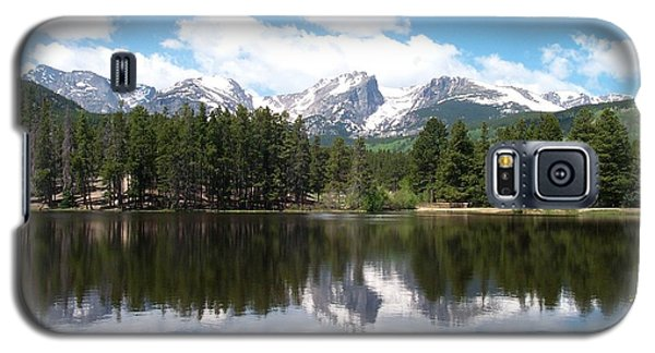 Reflections Of Sprague Lake Galaxy S5 Case