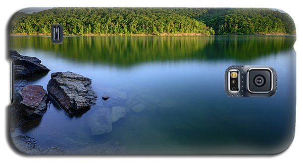 Reflections Of Tranquility Galaxy S5 Case