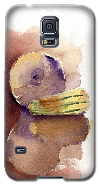 Reflections On A Winter Squash Galaxy S5 Case