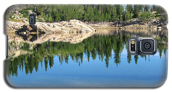 Reflections On Lake Mary Galaxy S5 Case