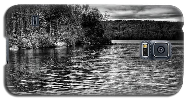 Reflections On Limekiln Lake Galaxy S5 Case by David Patterson
