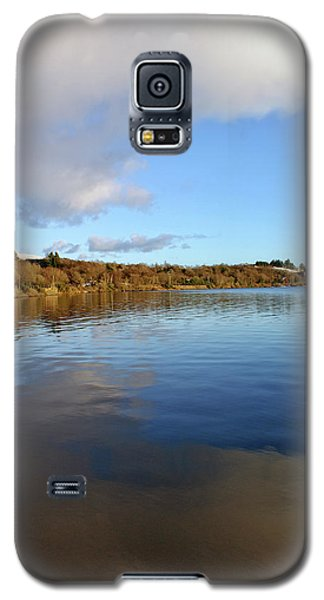 Reflections On Lough Fea. Galaxy S5 Case