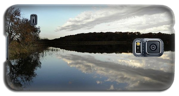 Galaxy S5 Case featuring the photograph Reflections On The Lake by Chris Berry