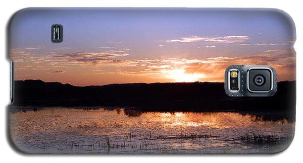 Reflective Calm Galaxy S5 Case