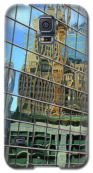 Reflective Chicago Galaxy S5 Case