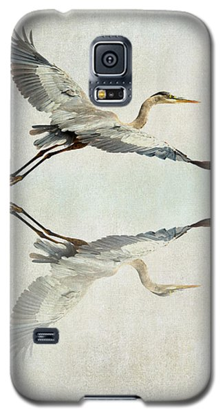 Reflective Flight Galaxy S5 Case by Fraida Gutovich