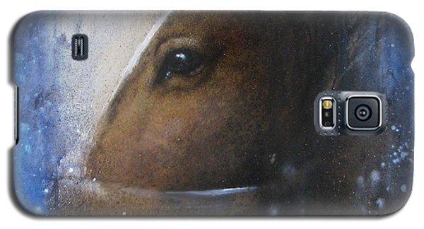Reflective Horse Galaxy S5 Case