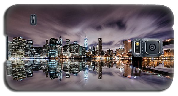 Reflector Adherence  Galaxy S5 Case