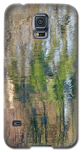 Galaxy S5 Case featuring the photograph Reflet Rhodanien Pastel 1 by Marc Philippe Joly