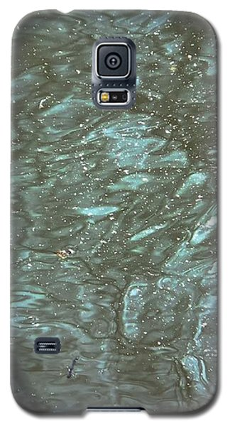 Galaxy S5 Case featuring the photograph Reflets Feeriques 2 by Marc Philippe Joly