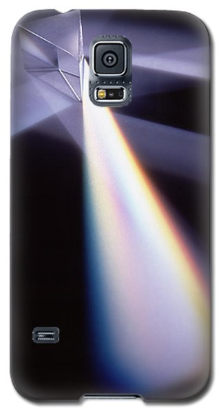 Refraction Galaxy S5 Case by Steven Huszar
