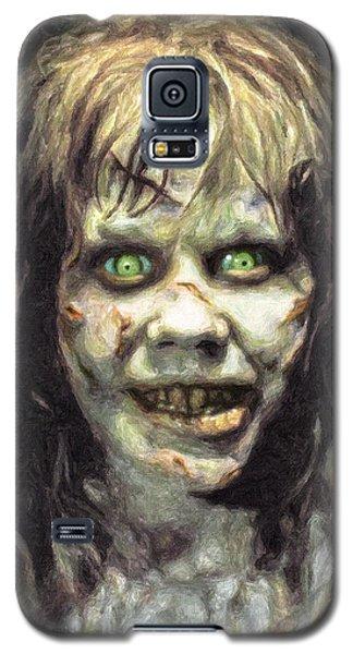 Regan Macneil Galaxy S5 Case by Taylan Apukovska