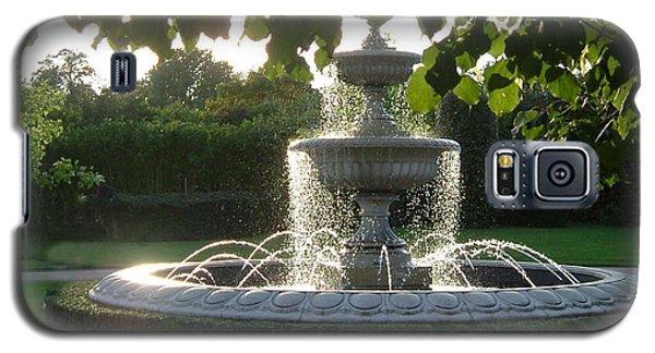 Regents Park Fountain Galaxy S5 Case