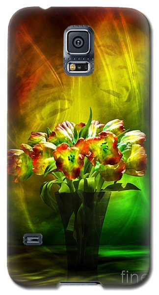 Reggae Tulips Galaxy S5 Case by Johnny Hildingsson