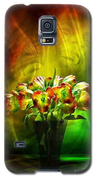 Reggae Tulips Galaxy S5 Case by Johnny Hildingsson