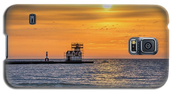 Galaxy S5 Case featuring the photograph Rehabilitation Rising by Bill Pevlor