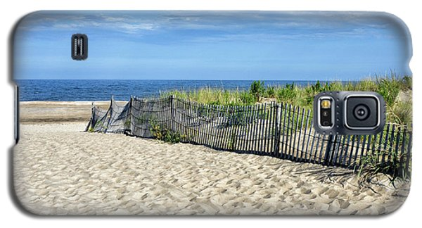 Galaxy S5 Case featuring the photograph Rehoboth Delaware by Brendan Reals