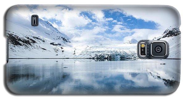 Reid Glacier Glacier Bay National Park Galaxy S5 Case