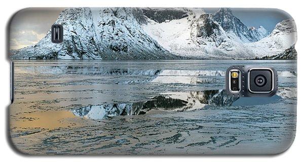 Reine, Lofoten 5 Galaxy S5 Case