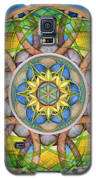 Rejuvenation Mandala Galaxy S5 Case