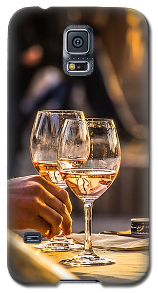 Relax Together Galaxy S5 Case by David Warrington