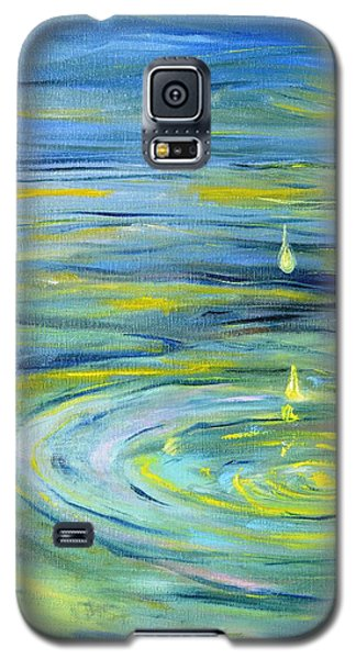 Relaxation Galaxy S5 Case by Evelina Popilian