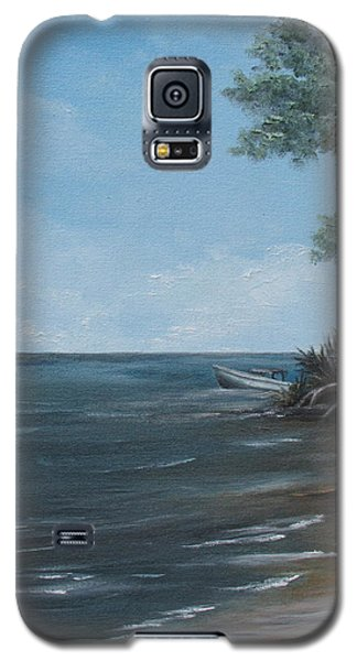 Relaxation Island Galaxy S5 Case