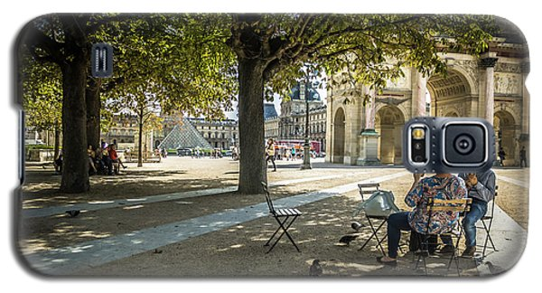 Relaxing Afternoon In Paris Galaxy S5 Case