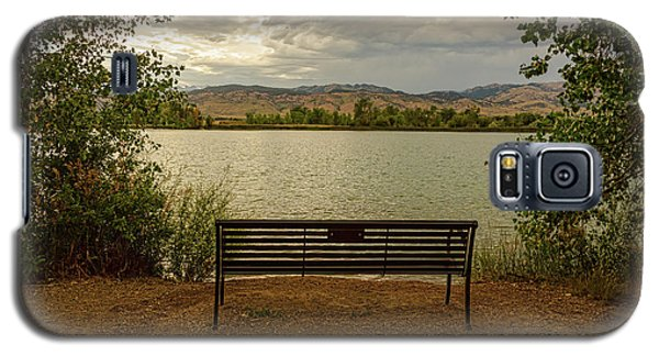 Galaxy S5 Case featuring the photograph Relaxing View by James BO Insogna