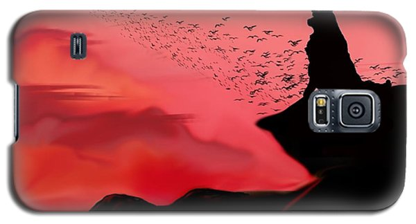 Release Galaxy S5 Case