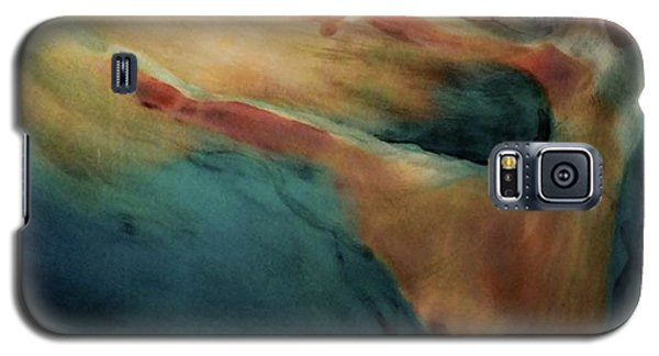 Releasing Of The Soul Galaxy S5 Case by FeatherStone Studio Julie A Miller
