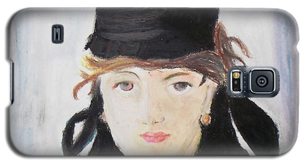 Remake Portrait Of Berthe Morisot Galaxy S5 Case