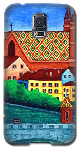 Remembering Basel Galaxy S5 Case