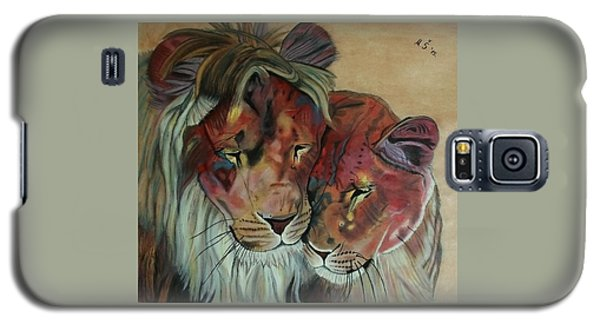 Remembering Cecil Galaxy S5 Case by Melita Safran