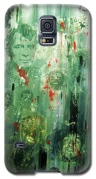 Remembering Kerouac Galaxy S5 Case by Roberto Prusso